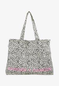 Samsøe Samsøe - SHOPPER - Shopping bags - ecru - 5
