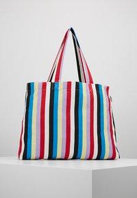 Samsøe Samsøe - SHOPPER - Bolso shopping - multi-coloured - 0