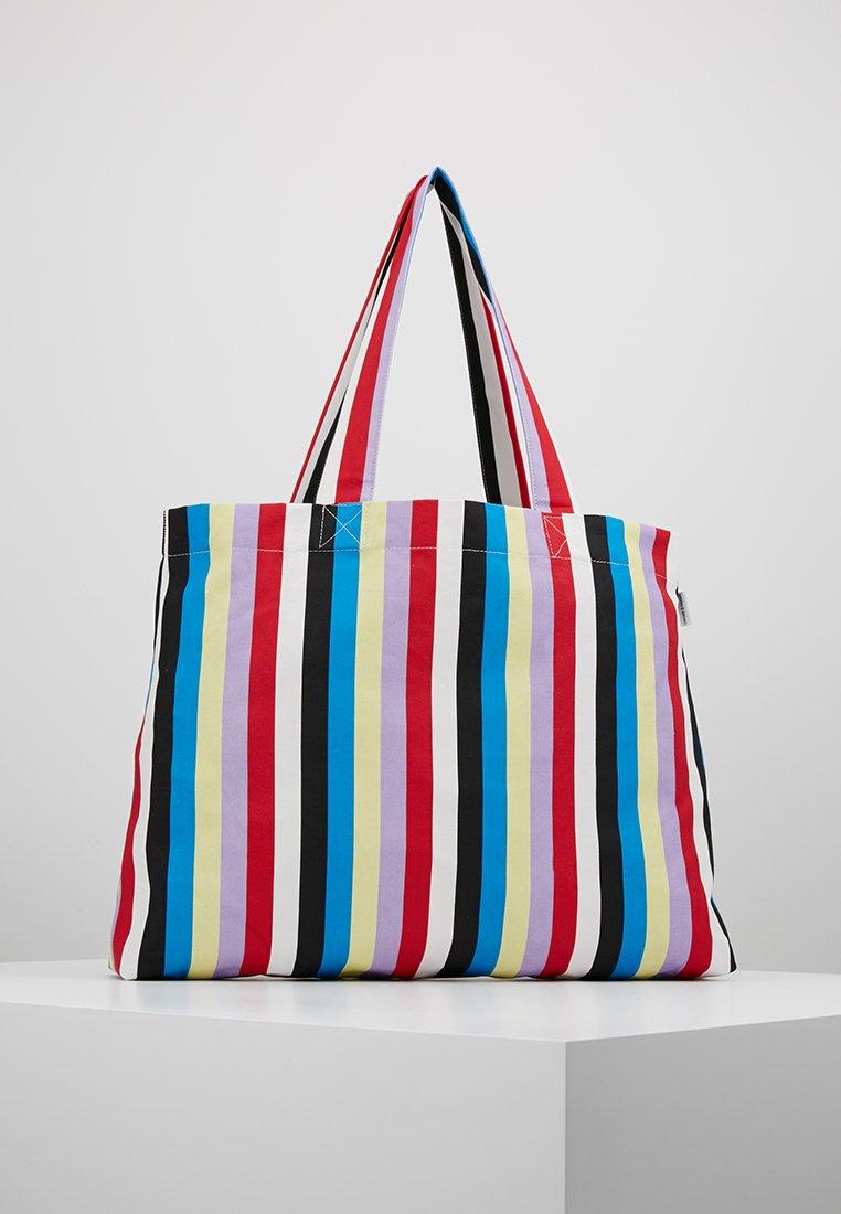 Samsøe Samsøe - SHOPPER - Bolso shopping - multi-coloured