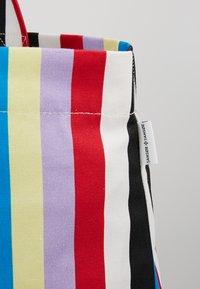 Samsøe Samsøe - SHOPPER - Bolso shopping - multi-coloured - 6