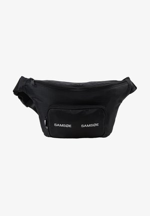 KALO BAG LOGO - Bum bag - black