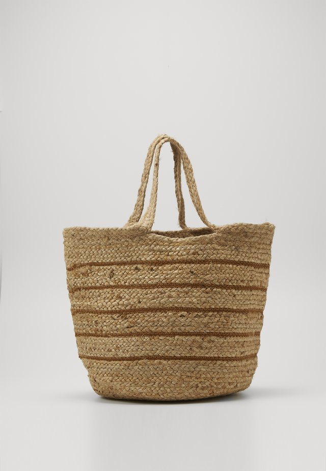 BEACH BAG - Shopping bag - nature monks robe