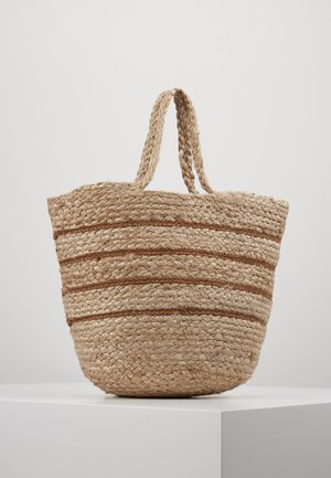 BEACH BAG - Borsa a mano - nature monks robe