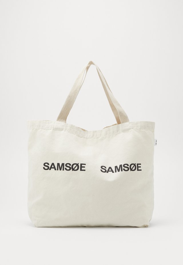 FRINKA  - Shopping bag - warm white