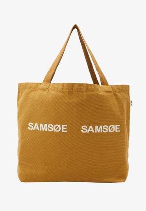 FRINKA  - Shopping Bag - dijon