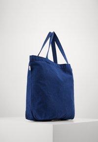 Samsøe Samsøe - FRINKA  - Shopping Bag - blue depths - 3