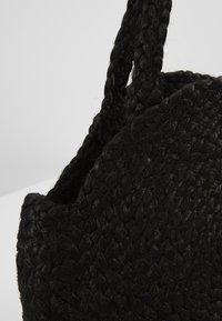 Samsøe Samsøe - HAMLIN BAG - Borsa a mano - black - 2
