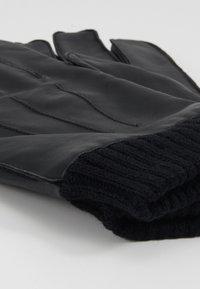 Samsøe Samsøe - HACKNEY GLOVES - Gloves - black - 3