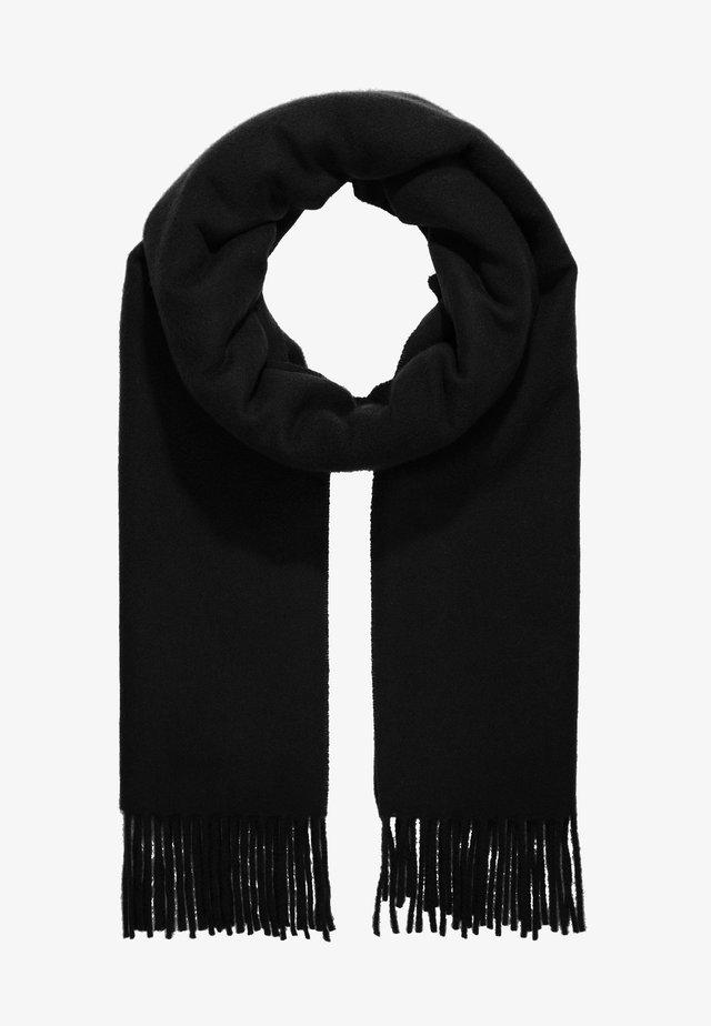 EFIN SCARF - Sjaal - black