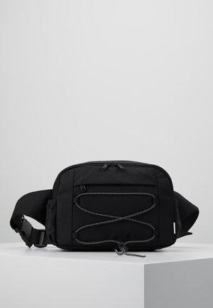 KEVIN CROSSBODY BAG - Bæltetasker - black