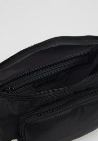Samsøe Samsøe - KALORI CROSSBODY BAG  - Bum bag - black - 4