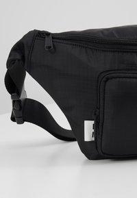 Samsøe Samsøe - KALORI CROSSBODY BAG  - Bum bag - black - 7