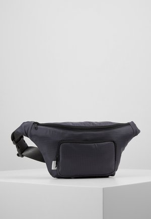 KALORI CROSSBODY BAG - Bum bag - dark grey
