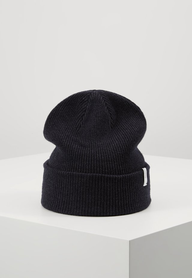 THE BEANIE - Lue - night sky melange