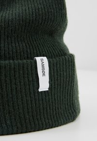 Samsøe Samsøe - THE BEANIE - Beanie - deep forest - 5
