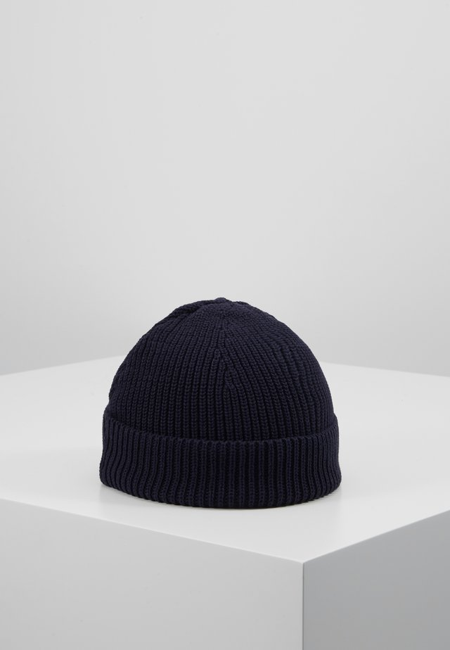 RUBIN SHORT HAT - Lue - night sky