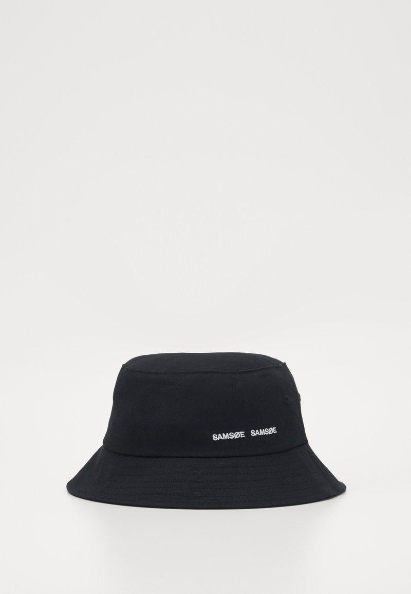 Samsøe Samsøe - ANTON BUCKET HAT - Hat - black