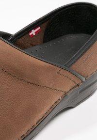 Sanita - PROFESSIONAL - Loafers - antique brown - 6