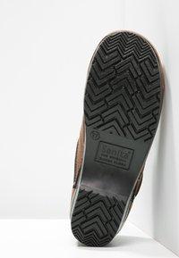 Sanita - PROFESSIONAL - Loafers - antique brown - 5