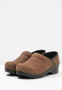 Sanita - PROFESSIONAL - Loafers - antique brown - 3