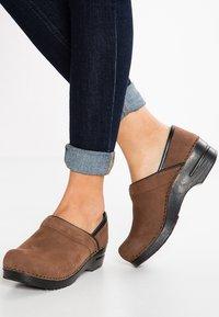 Sanita - PROFESSIONAL - Loafers - antique brown - 0