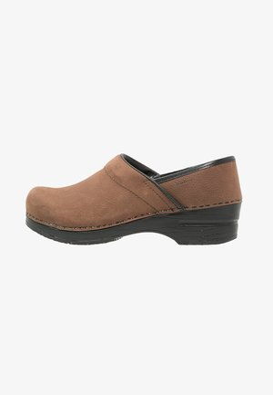 PROFESSIONAL - Slippers - antique brown
