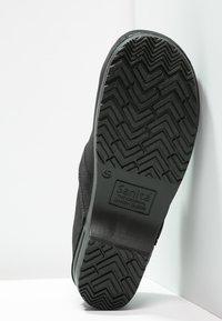 Sanita - PROFESSIONAL - Slipper - black - 4