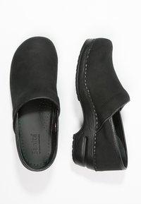 Sanita - PROFESSIONAL - Slipper - black - 1