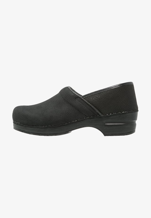 PROFESSIONAL - Slippers - black
