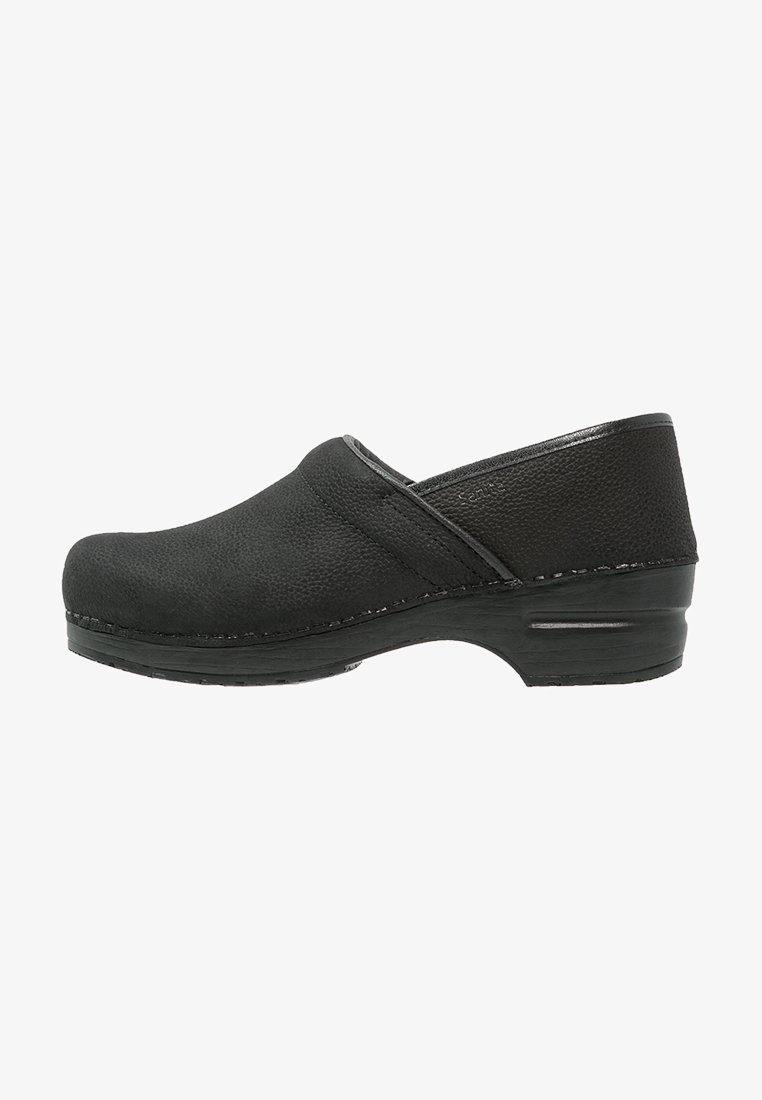 Sanita - PROFESSIONAL - Slipper - black