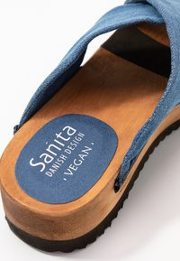 Sanita - TILKA SPORT FLEX  - Clogs - denim - 2
