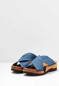 Sanita - TILKA SPORT FLEX  - Clogs - denim - 4