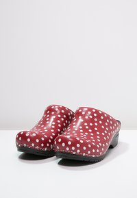 Sanita - FENJA - Sandaler - red - 2