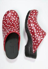 Sanita - FENJA - Sandaler - red - 3