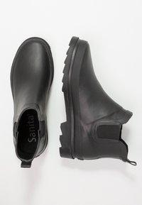 Sanita - FELICIA WELLY - Regenlaarzen - black - 3