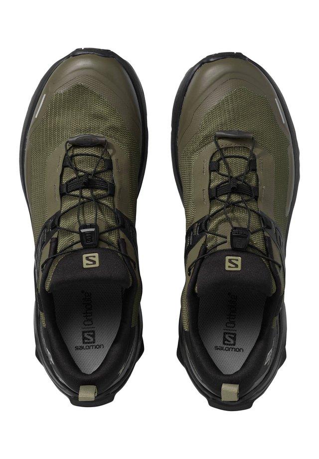 """SALOMON HERREN WANDERSCHUHE """"SHOES X RAISE GTX"""" - Hiking shoes - khaki (44)"""