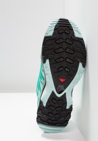 Salomon - XA PRO 3D GTX - Trail running shoes - electric green/vivid green/icy morn - 4
