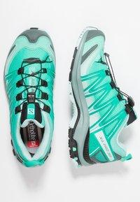 Salomon - XA PRO 3D GTX - Trail running shoes - electric green/vivid green/icy morn - 1