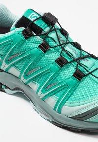 Salomon - XA PRO 3D GTX - Trail running shoes - electric green/vivid green/icy morn - 5