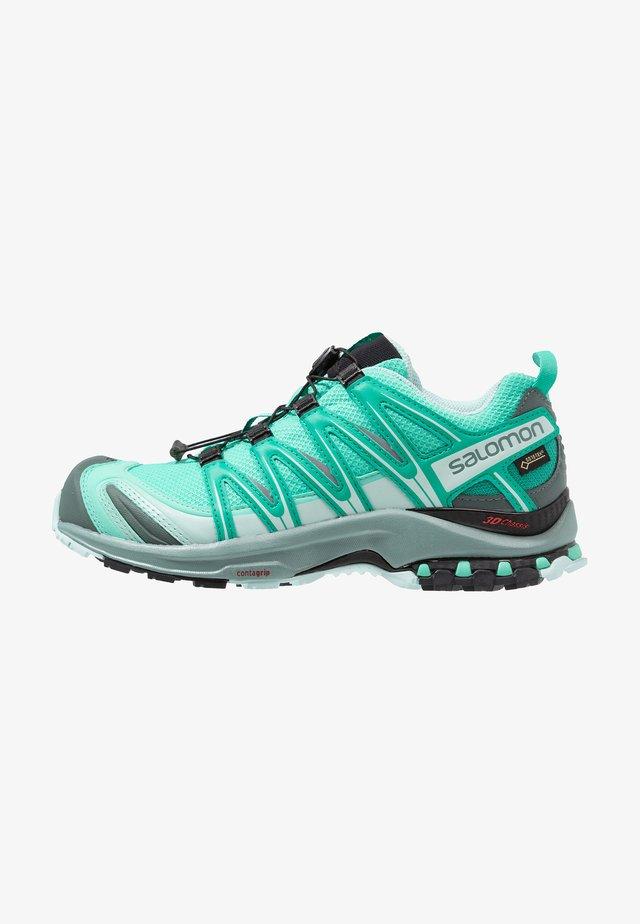 XA PRO 3D GTX - Trail running shoes - electric green/vivid green/icy morn