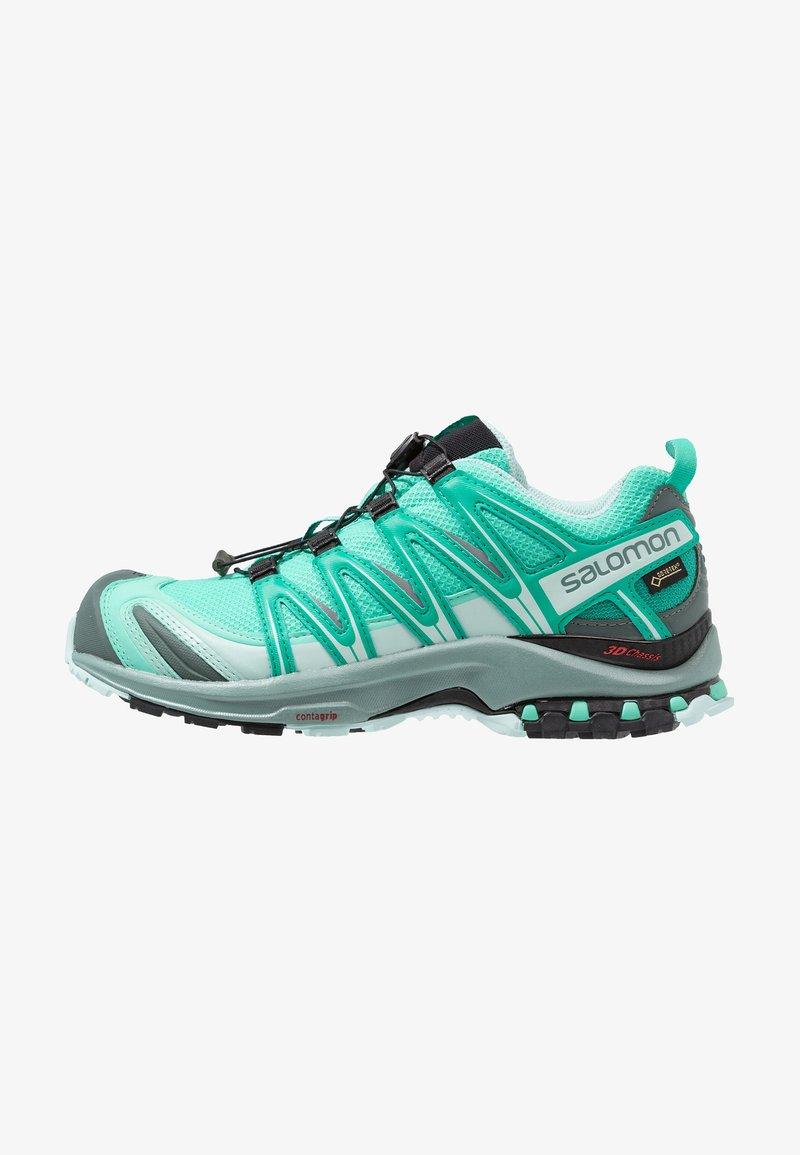 Salomon - XA PRO 3D GTX - Trail running shoes - electric green/vivid green/icy morn