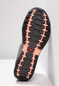 Salomon - ELLIPSE 2 AERO  - Hiking shoes - quiet shade/magnet/peach amber - 4
