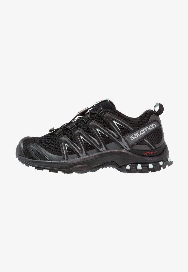 XA PRO 3D - Løbesko trail - black/magnet/fair aqua