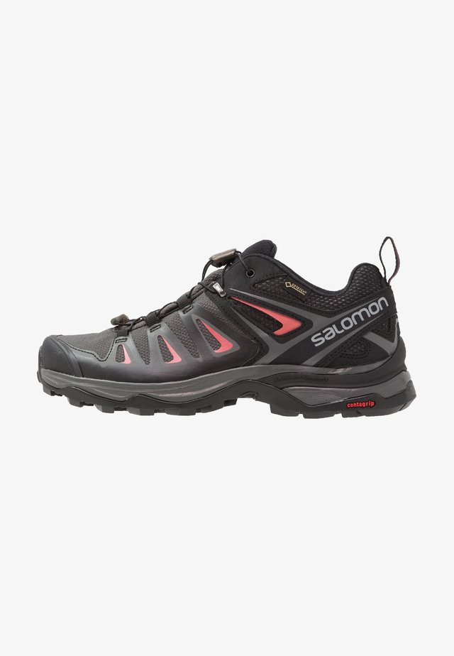 X ULTRA 3 GTX  - Outdoorschoenen - magnet/black/mineral red