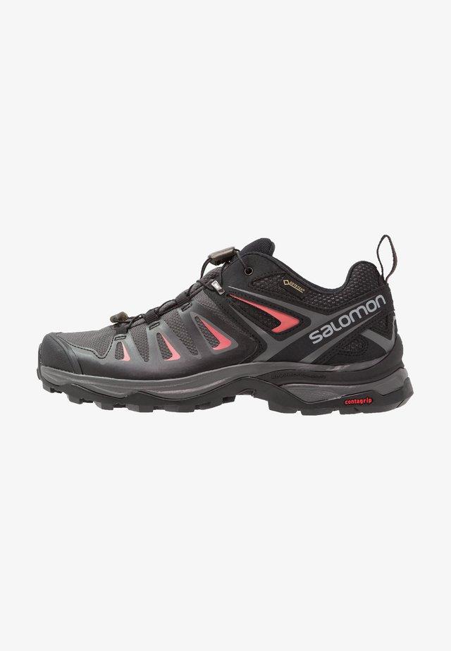 X ULTRA 3 GTX  - Hikingschuh - magnet/black/mineral red