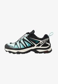 Salomon - X ULTRA 3 GTX  - Hiking shoes - icy morn/meadowbrook/vanilla ice - 0