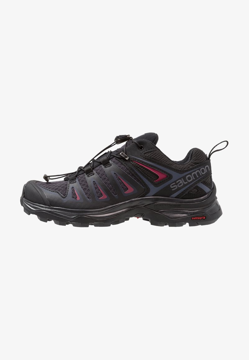 Salomon - X ULTRA 3  - Hikingschuh - graphite/black/citronelle
