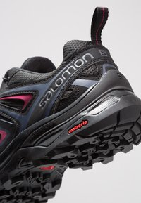 Salomon - X ULTRA 3  - Obuwie hikingowe - graphite/black/citronelle - 5