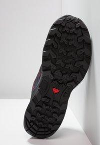 Salomon - X ULTRA 3  - Obuwie hikingowe - graphite/black/citronelle - 4