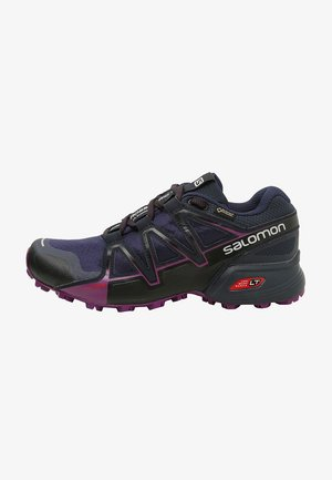 SPEEDCROSS VARIO 2 GTX - Trail running shoes - astral aura/navy blazer/grape juice